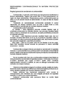 Reglementari si Normative de Mediu - Pagina 1
