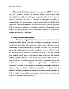 Studiu de Caz privind Aprovizionarea cu Ouă și Carne de Pasăre a Municipiului Vaslui - Pagina 3
