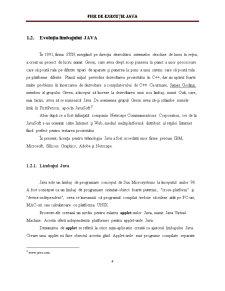 Fire de Execuție Java - Pagina 4