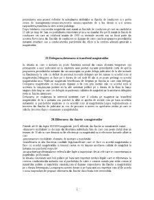 Subiecte Organizarea Magistraturii - Pagina 2
