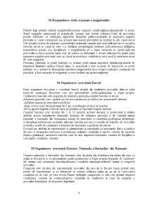 Subiecte Organizarea Magistraturii - Pagina 4
