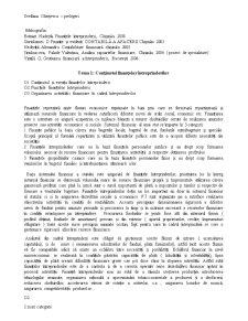 Finanțele Întreprinderii - Pagina 1