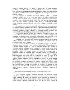 Pedagogia si Desavarsirea Profesionala - Pagina 5