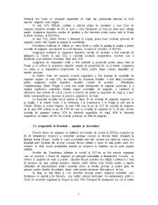 Istoric al Asigurarilor - Capitolul 1 - Pagina 2