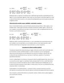 Echilibre Analitice de Complexare - Pagina 3