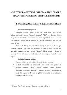 Dreptul Finanțelor Publice - Pagina 4