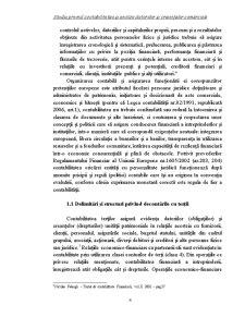 Studiu privind Contabilitatea și Analiza Datoriilor și Creanțelor Comerciale - Pagina 4