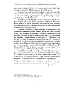 Studiu privind Contabilitatea și Analiza Datoriilor și Creanțelor Comerciale - Pagina 5