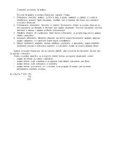 Analiza Financiara - Pagina 5