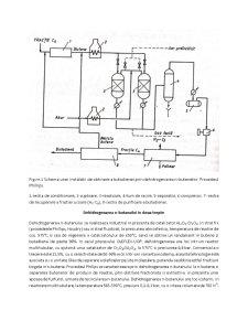 Dehidrogenari si Procese Combinate pentru Obtinerea de Monomeri - Pagina 4