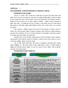 Evaluarea și Cotarea Acțiunilor la Bursă - Pagina 1