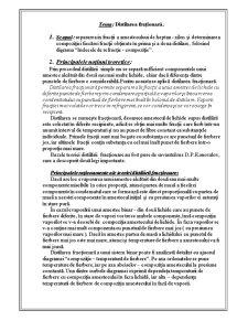 Distilare Fracționară - Pagina 1