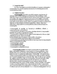 Cromotografia - Pagina 1