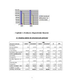 Analiza Financiara la Firma SC Tonny Trans SRL - Pagina 3
