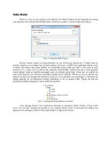 Dezvoltarea Aplicatiilor cu Tehnologii Mobile - Pagina 1