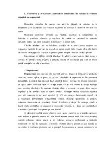 Reutilizarea și Reciclarea Deșeurilor din Cauciuc - Pagina 5