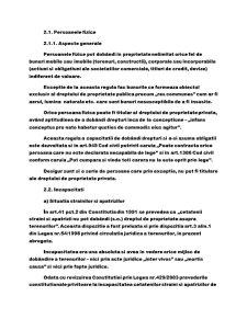 Drepturi de Proprietate Privata - Pagina 5