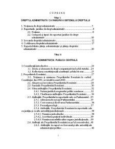 Drept Administrativ - Varianta Intermediara - Pagina 2
