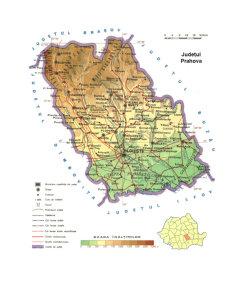 Pozitia Judetului Prahova in Regiunea Sud - Pagina 2