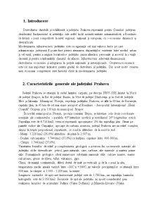 Pozitia Judetului Prahova in Regiunea Sud - Pagina 4