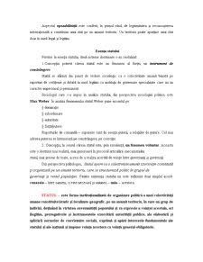 Actorii Vietii Politice - Statul - Pagina 2