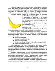 Amine Biogene - Pagina 2