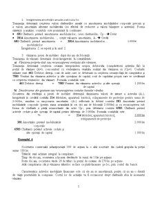 Funcționarea Conturilor de Active - Pagina 5
