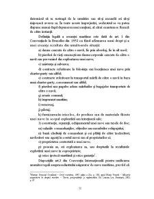 Procedura de Soluționare a Litigiilor Maritime - Pagina 3