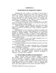 Instrumente de Marketing Direct Utilizate de Oriflame - Pagina 5
