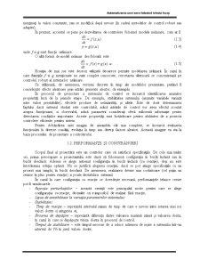 Automatizarea unei Sere folosind Tehnici Fuzzy - Pagina 3