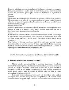Activitate de Documentare Cercetare și Proiectare - Pagina 5