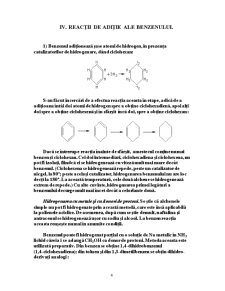 Structura Benzenului si Starea Aromatica - Pagina 4