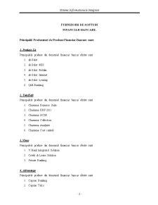 Producatori Sisteme Informationale Financiar-Bancare - Pagina 4