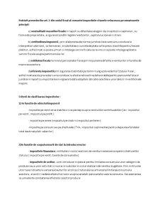 Drept Financiar și Fiscal - Pagina 2