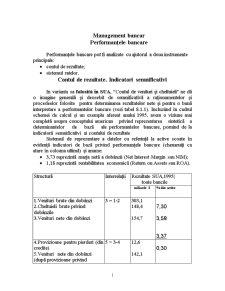 Performanțele Bancare - Pagina 1