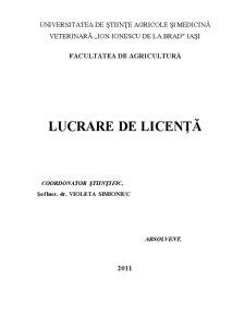 Considerații Generale Privind Cultura și Ameliorarea Fasolei Pentru Păstăi - Pagina 1