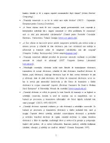 Rolul Internetului în Dezvoltarea Afacerilor Electronice în Societatea Informațională - Pagina 5