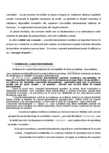 Importanta Dreptului Comercial International si Suveranitatea - Pagina 2