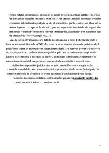 Importanta Dreptului Comercial International si Suveranitatea - Pagina 4