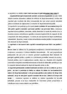 Importanta Dreptului Comercial International si Suveranitatea - Pagina 5