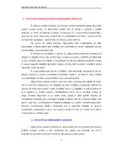 Răspunderea pentru Fapta altei Persoane - Pagina 3