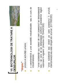 Biotehnologii de Tratare a Deseurilor - Pagina 5