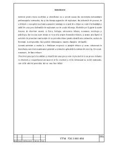 Sistem de Reglare a Debitului - Pagina 1