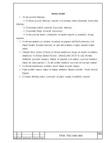 Sistem de Reglare a Debitului - Pagina 2