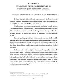 Furtul Calificat - Pagina 1
