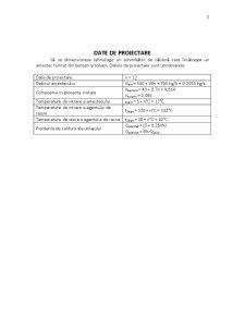Dimensionarea unui Schimbător de Căldura Folosit la Incălzirea unui Debit de Amestec Benzen - Toluen - Pagina 3