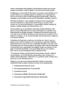 Întretinerea Componentelor Hardware - Pagina 2