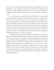 Analiza Eficienței Economice a Cheltuielilor pentru Protecția Mediului în Agricultură - Pagina 3