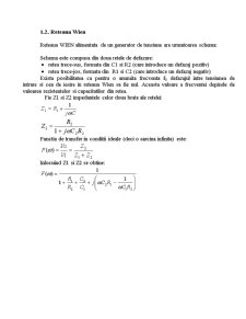 Generatorul de Semnal de Audiofrecvență - Pagina 5
