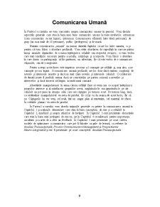 Comunicarea Umană - Pagina 3